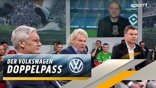 Hartes Duell: Reporter attackiert Beiersdorfer frontal | SPORT1 DOPPELPASS