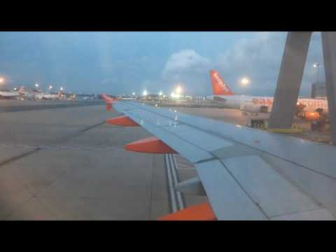 Easyjet Europe/London LGW-Brussels/Airbus A319-100/Eco/Nov 2014