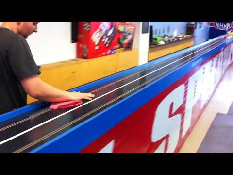 Bullitt Dragway ~ Slot Car Super Speedway ~ Brooks, Kentucky
