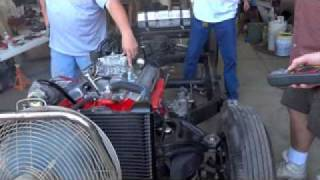 63 Corvette Engine Start.mpg