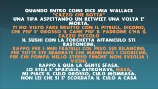 Si sboccia - Guè Pequeno - Lyrics [TESTO]