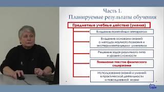 СПб АППО. Реализация ФГОС. Особенности преподавания физики в основной школе (7 класс)