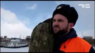"Тает лед. Утро VS Грибы - ""Утро с вами"" 03.04.2017"