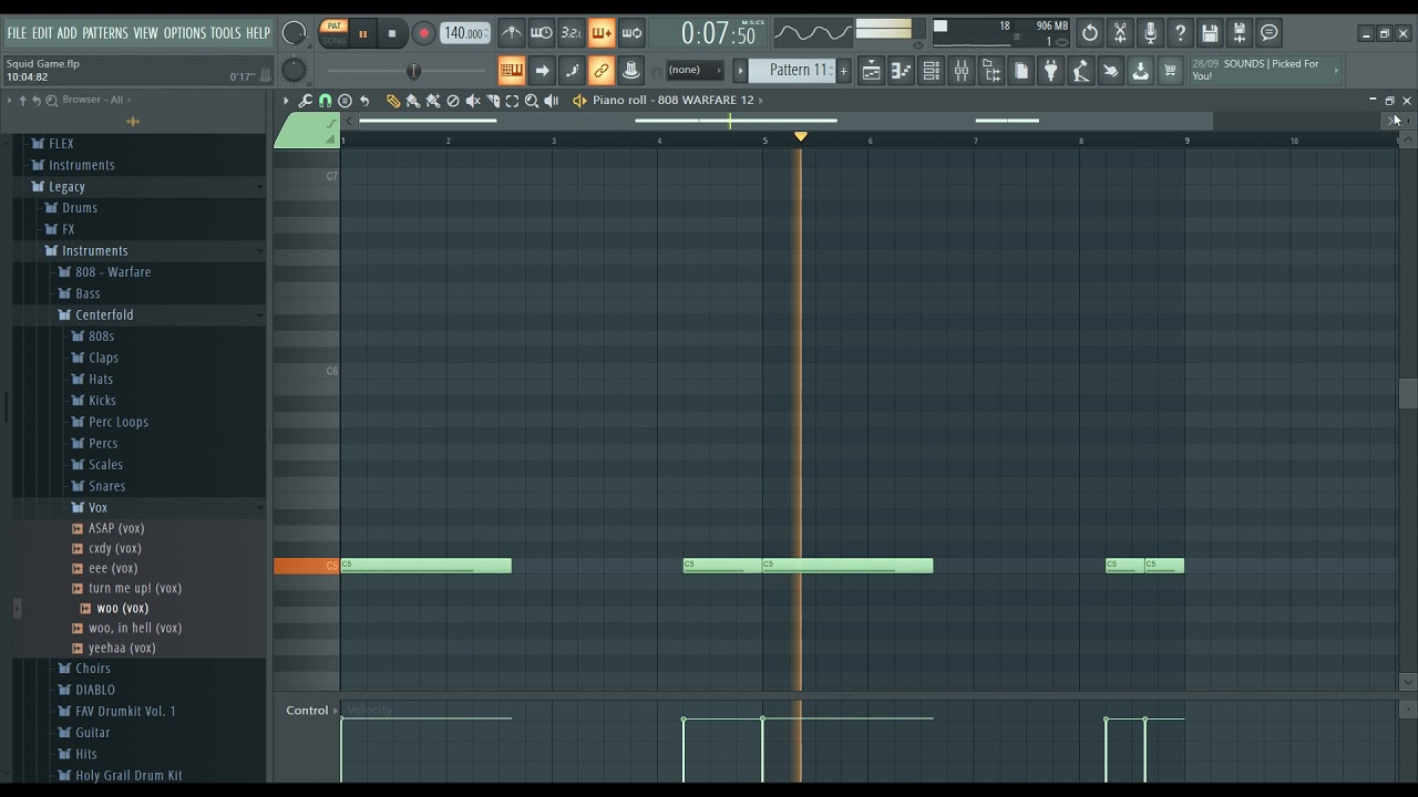 """How to make an Epic Orchestral Trap Beat """"Squid Game"""" Fruity Loops Fl Studio 20 Tutorial"""