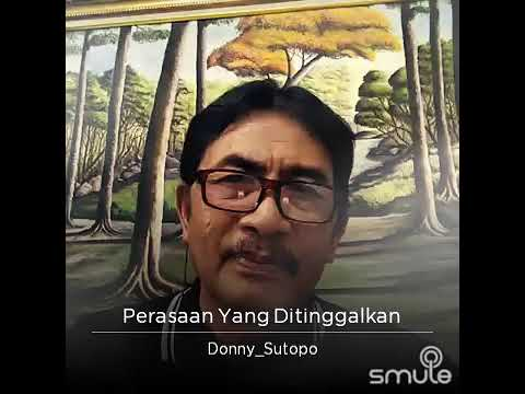 Donny Sutopo - Perasaan Yang Ditinggalkan