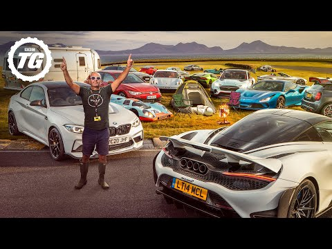 Chris Harris vs 2020's Best Performance Cars | Top Gear Magazine Speed Week