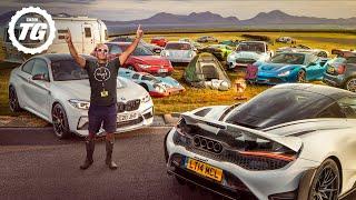 Chris Harris vs 2020's Best Performance Cars   Top Gear Magazine Speed Week