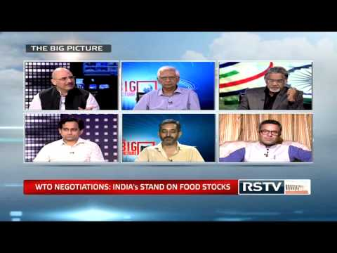 The Big Picture - WTO negotiations: Will India stick to its stand on Food stocks?