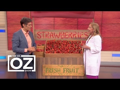 Mark - Why you should be eating strawberries