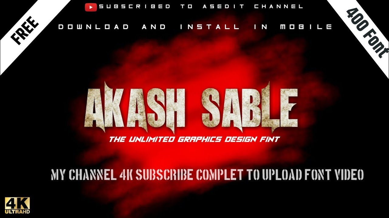 Download AKASH SABLE YouTube Channel Analytics and Report ...