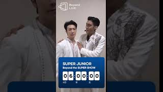 200531 Super Junior Donghae & Siwon for Beyond The Super Sho…