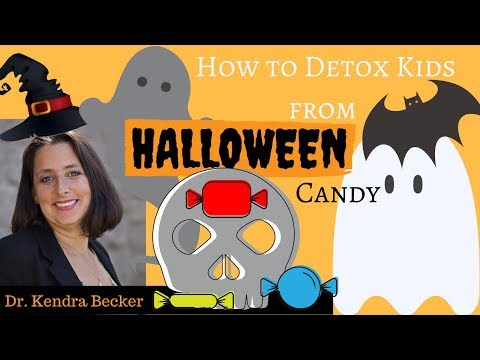 How to Detox Kids from Halloween Candy