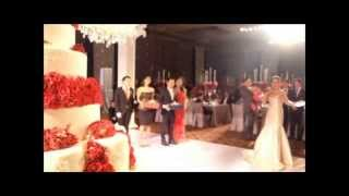 Ivy Batuta and Daddo Parus MC for Wedding of Wira and Tannie