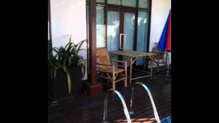Koh Chang - Pool Villa - Siam Beach Resort - Lonely Beach - Thailand