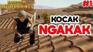 Download Video PUBG KOCAK NGAKAK #1: ANDA SUDAH DI KEPUNG! MP3 3GP MP4
