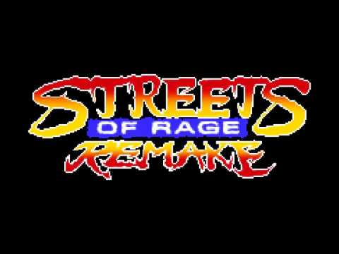 Robo X - Streets of Rage Remake V5 Music Extended