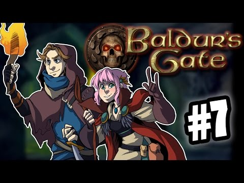 Baldur's Gate - Sorry for the Mess - PART 7 - Commander Holly Plays - Feat. PROJARED