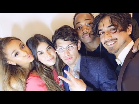 Ariana Grande  Snapchat Videos  June 28th 2016  ft Avan Jogia, Daniella Monet  More