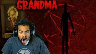 WHY MUST GRANDMA JUMPSCARE THE SH#T OUTTA ME?!   Grandma