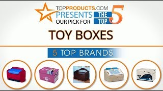 Best Toy Box Reviews – How To Choose The Best Toy Box