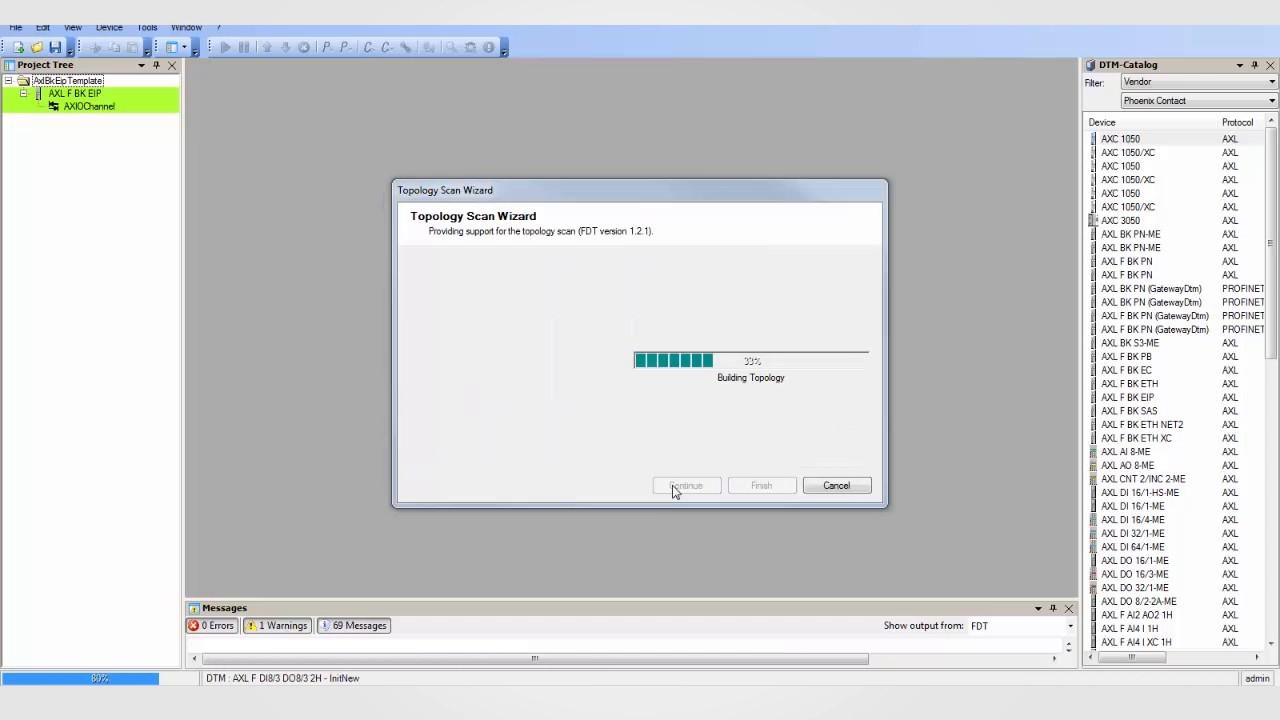 How to configure Axioline F Ethernet/IP bus coupler - Phoenix Contact