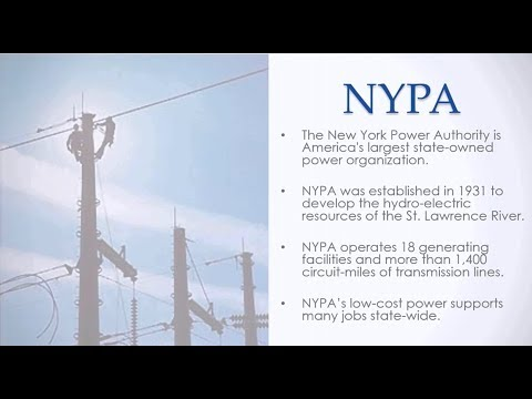 DSUG Fall 17  The Digitalized Utility and Digitalized Worker – New York Power Authority