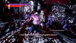 Splatterhouse Walkthrough - Phase 9: The Ruined Heart - Part 1 [HD] (X360, PS3)
