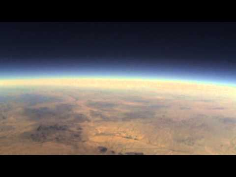 High Altitude Research Balloon Panoramic Imaging System (Camera 1 of 5)