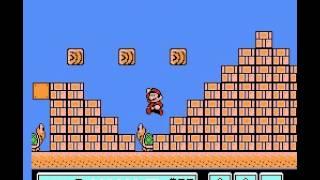 Super Mario Bros 3 - Vizzed.com GamePlay World 1 and 2 - User video