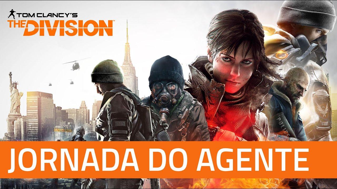 The Division - Jornada do Agente