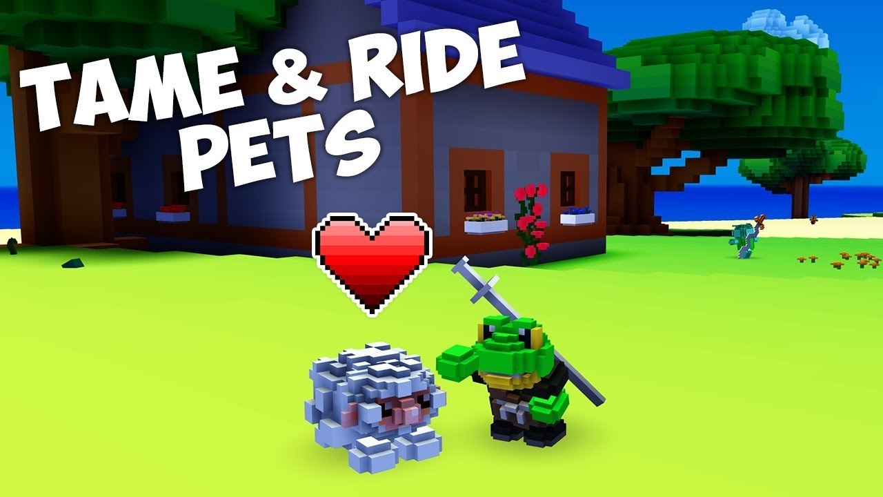 new appearance best cheap wholesale sales Cube World | How To Tame & Ride a Pet!