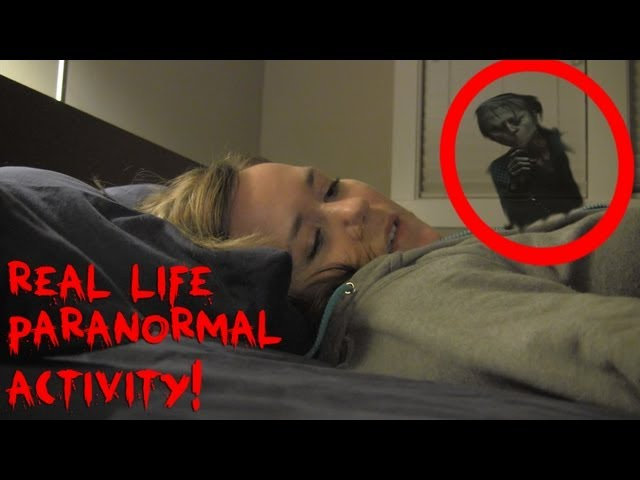 Real Life Paranormal Activity - Part 6 of 6 Travel Video