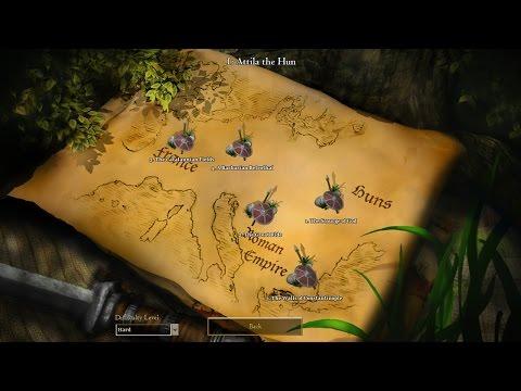 Age of Empires II: The Conquerors Campaign - 1.5 Attila the Hun: The Catalaunian Fields