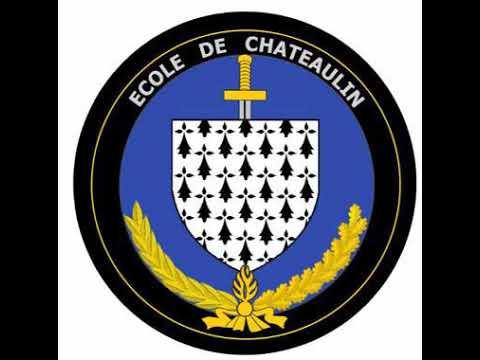 Reportage à l'école de gendarmerie de Châteaulin à Dinéault [Novembre 2017]