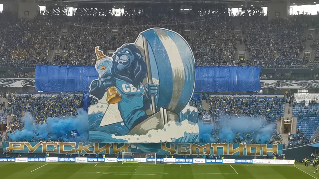 R I P Tradition Racism At Zenit St Petersburg Russian Football News