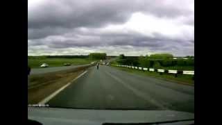 Страшная авария на 41 км трассы Уфа-Оренбург