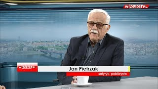Jan Pietrzak: Najnowsze taśmy to kolejny odcinek ujawniający dziadostwo tamtej ekipy