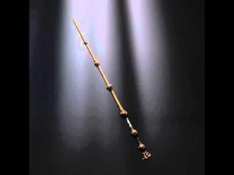 The elder wand 3d model from youtube for Elder wand buy