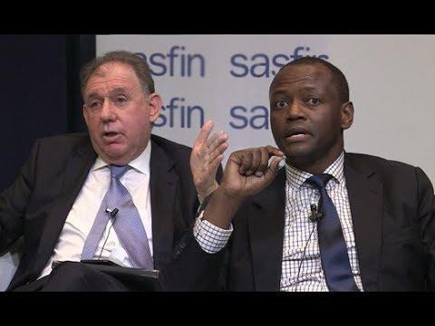 Andile Sangqu & Stephen Koseff - The Mining Charter III