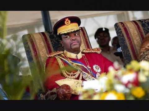 Royals Around Africa