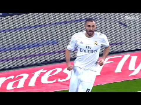 Karim Benzema ● All 28 Goals 2015 2016   English Commentary