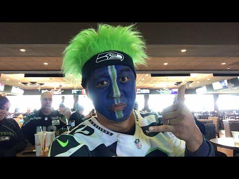 Fan Reaction: Seahawks Vs Falcons Pt 2 (NorbCam Reacts)