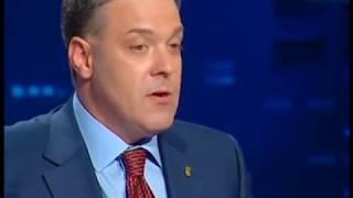 Олег Тягнибок не смог ответить за слова Ирины Фарион - Свобода слова