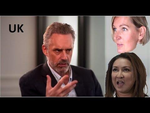 Jordan Peterson: A Conquest of the UK Media - UK Friendly