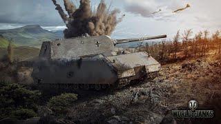 Смотреть World of Tanks. РАНГИ. Коричневушечка артулечка онлайн