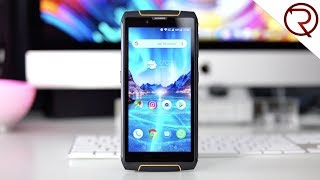 The Indestructible $160 Smartphone - Cubot King Kong 3 Review