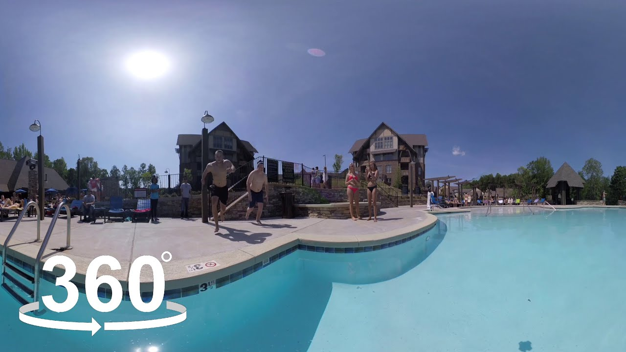Arcadia Student Living Uncc Livesomewhere 360 Video Tour Youtube