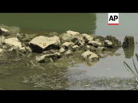 Drought puts Rome at risk of water rationing