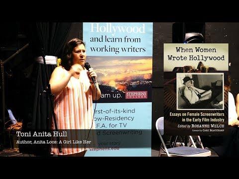 Toni Anita Hull, Author of
