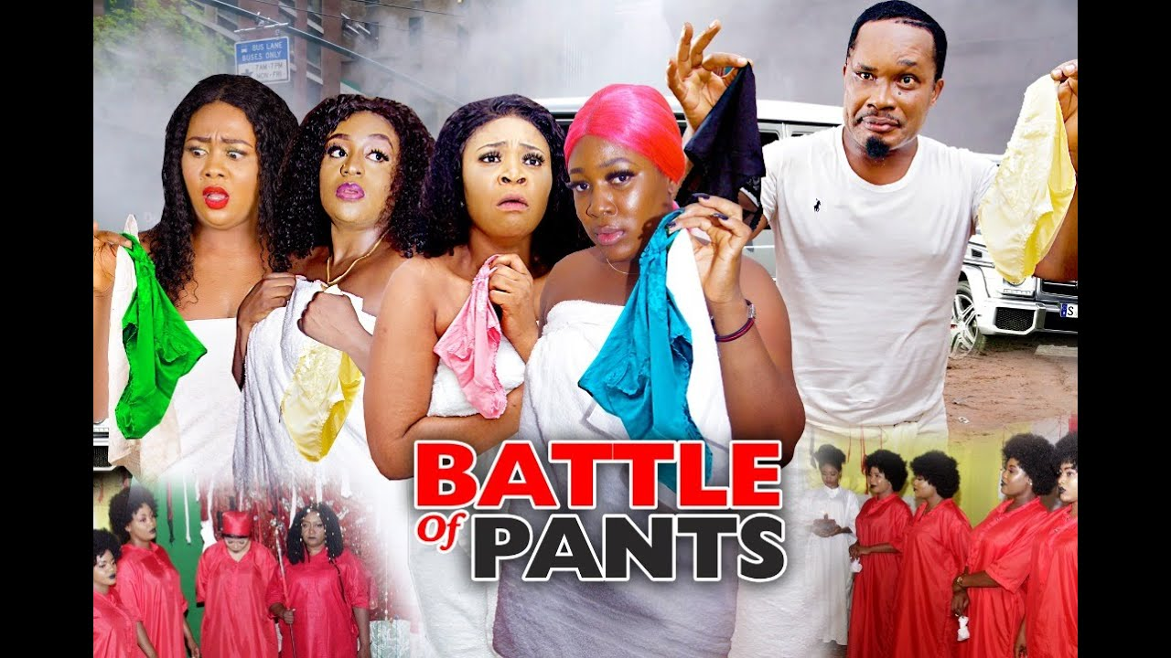 BATTLE FOR PANTS SEASON 4 {NEW HIT MOVIE) - 2020 LATEST NIGERIAN NOLLYWOOD MOVIE||NEW MOVIE